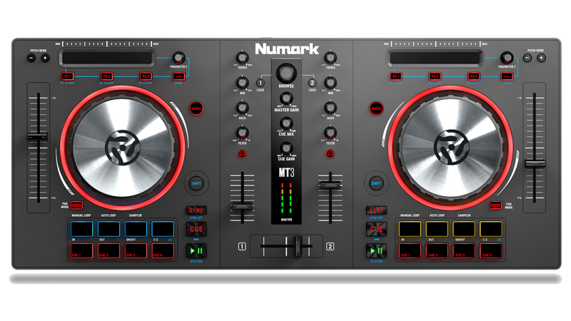 numark controller software