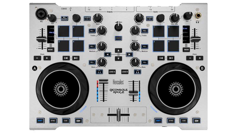 DJ Software - VirtualDJ - Hardware List - By feature : Drum/Trigger pads