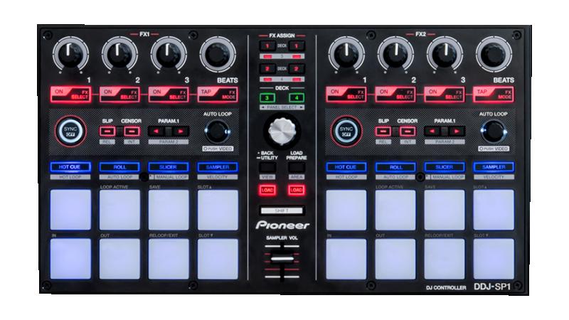 DJ Software - VirtualDJ - Hardware List - By category
