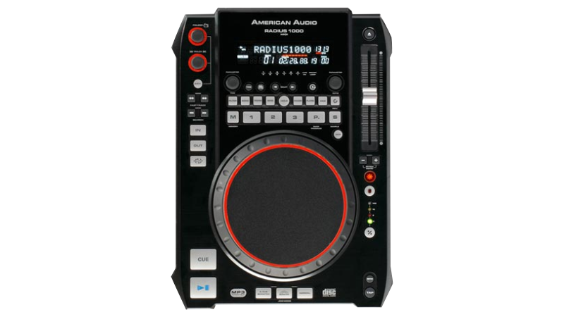 american audio dj decks