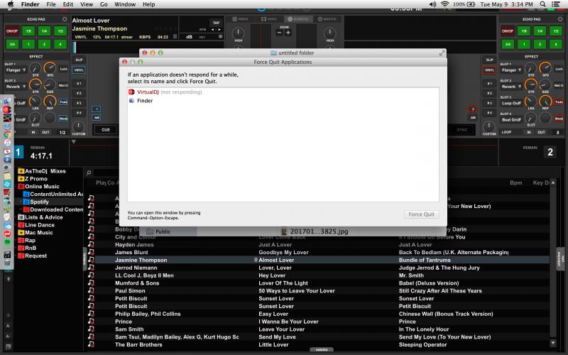 DJ Software - VirtualDJ - [NOTE] Spotify integration in VirtualDJ