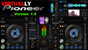 skin virtual dj pioneer gratuitement