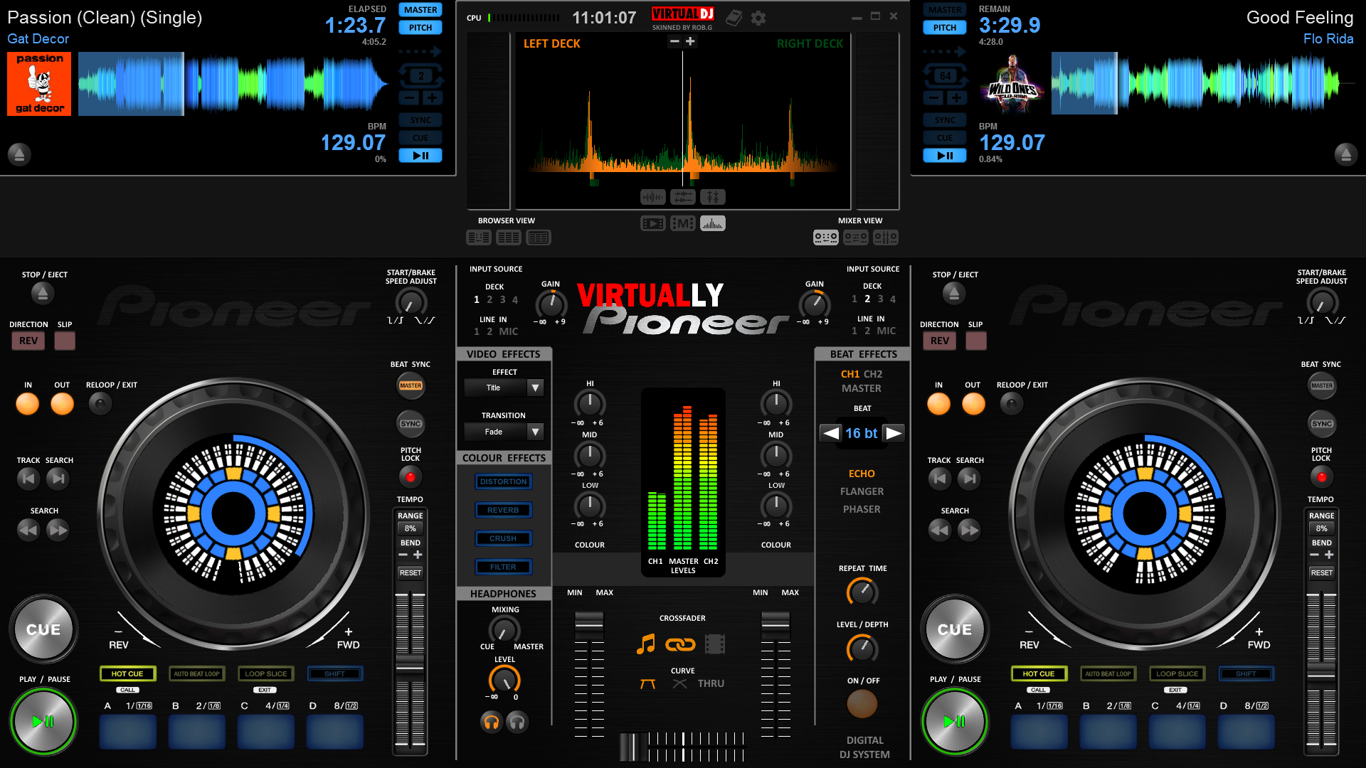 descargar skins para virtual dj home free gratis