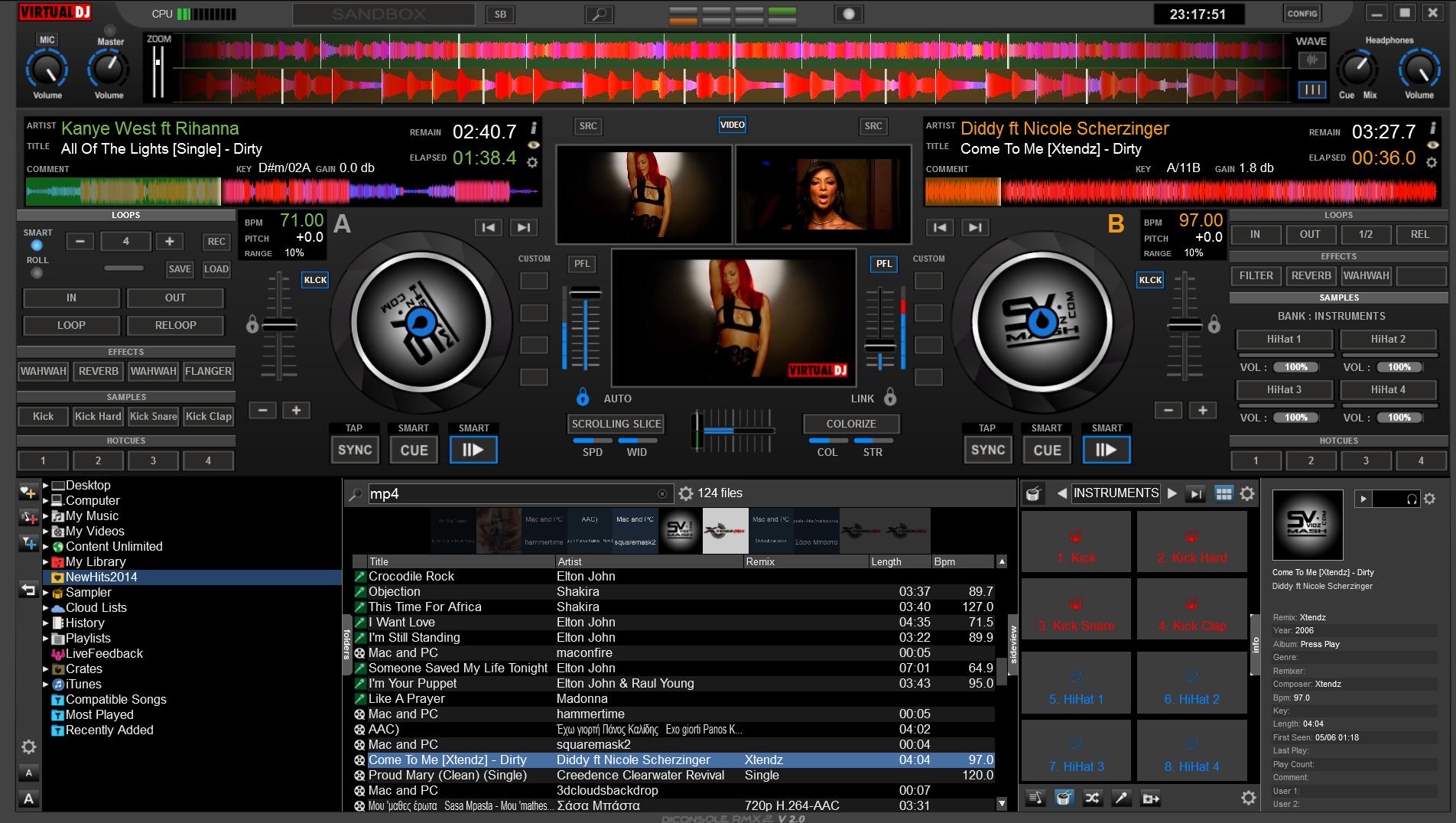 virtual dj hercules rmx skin free download