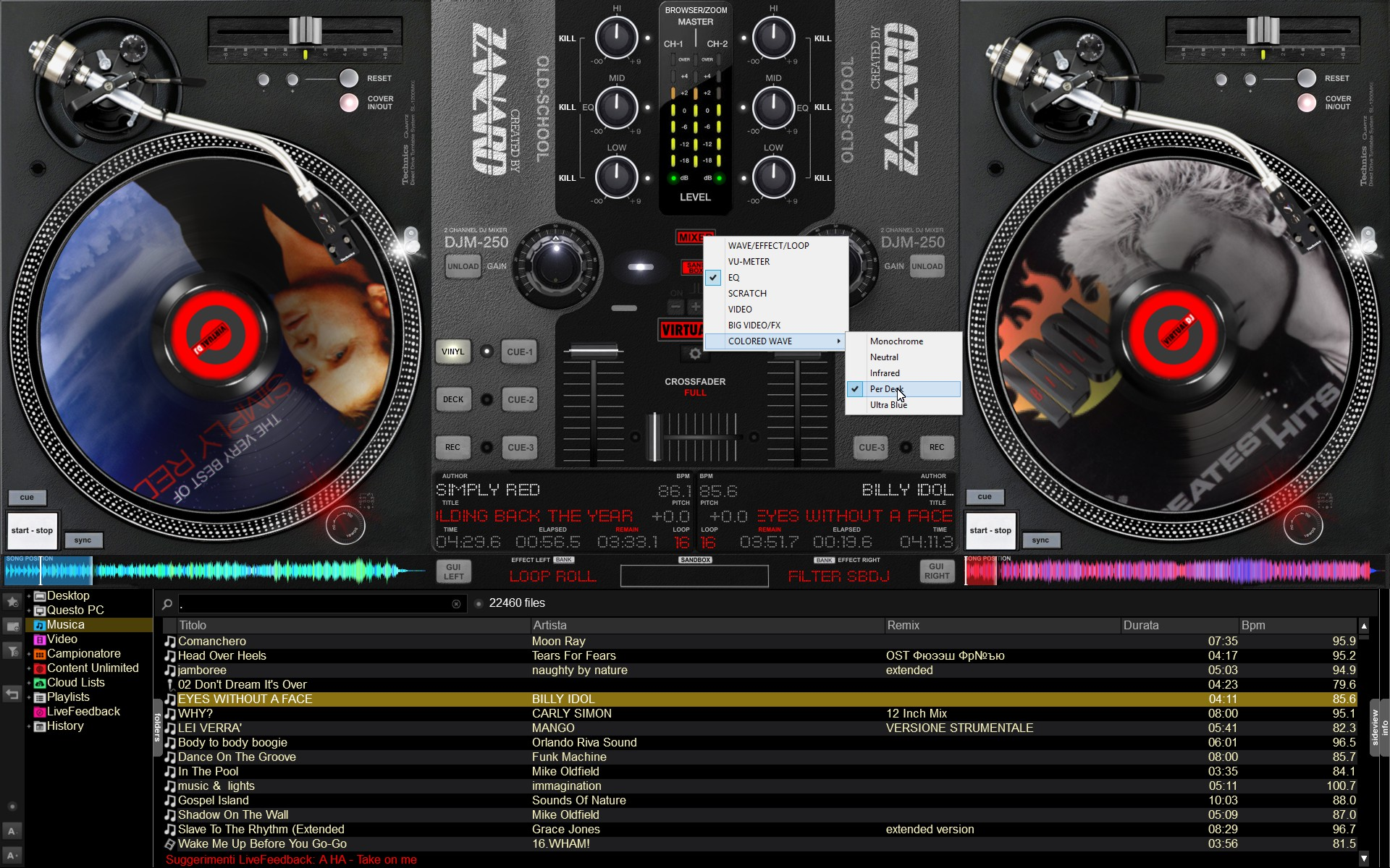 skin virtual dj 7 gratuit