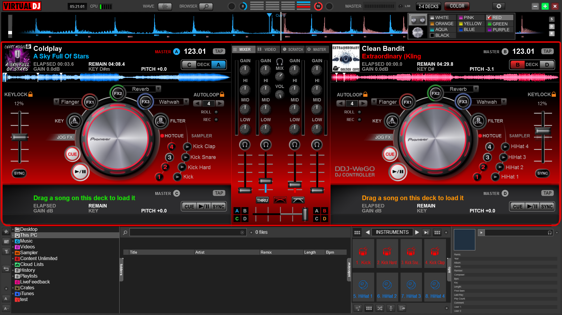 VirtualDJ - Download Addons
