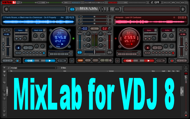 Virtual dj 6 0 | Download Virtual DJ 2018 Build 4918  2019-02-18