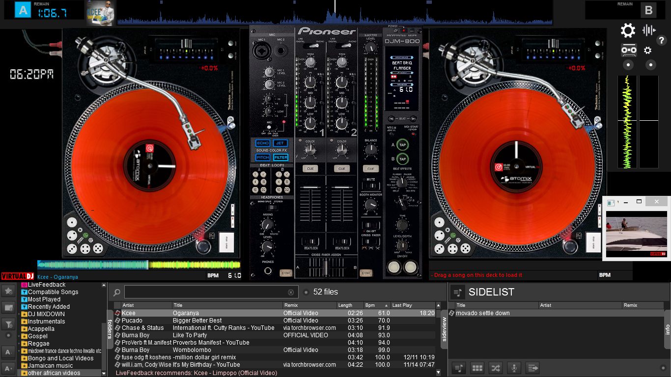 Virtual dj download for mac os x 10.4.11