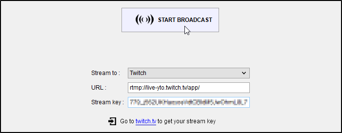 DJ Software - VirtualDJ - VDJPedia - Video Broadcast to Twitch
