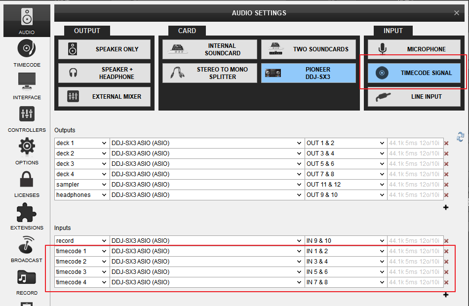 DJ Software - VirtualDJ - Hardware Manuals - Pioneer - DDJ-SX3