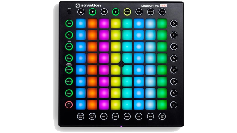 DJ Software - VirtualDJ - Hardware - Novation Launchpad Pro