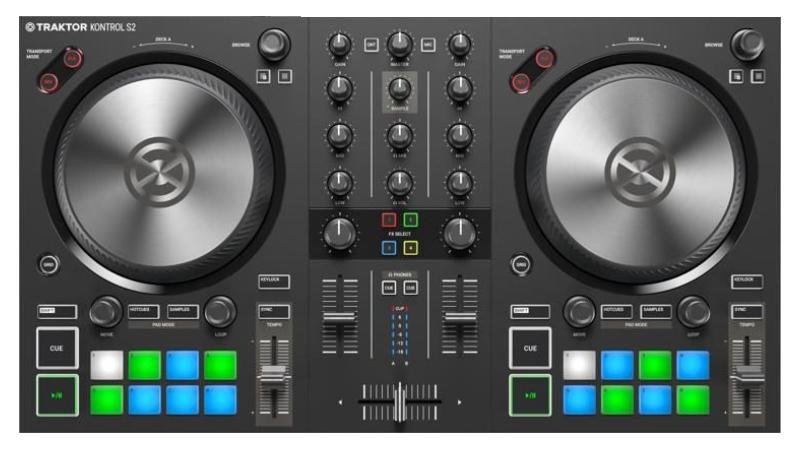 DJ Software - VirtualDJ - Hardware - Native Instruments