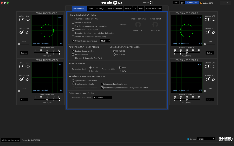 DJ Software - VirtualDJ - Phase don't work [solved]