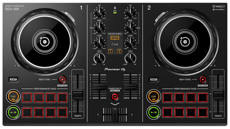 DJ Controllers. Free DJ software for these MIDI Controllers | PCDJ