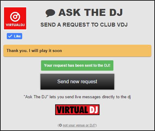 VirtualDJ - User Manual - Interface - Database - Ask The DJ